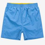 2016 deportes de secado rápido de los hombres de encargo aclaran cortocircuitos de la playa
