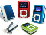 Clip MP3 con el jugador de Bluetooth MP3