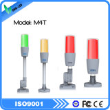 Luz de indicador do equipamento do diodo emissor de luz de M4t/luz de advertência torre vermelha do verde amarelo