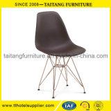 고품질 우아한 나무다리 여가 의자 의자