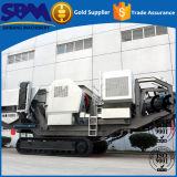 Portable Gravel Crushing Line를 위한 최신 Sale Mobile Crusher