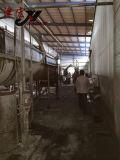 La soda caustica si sfalda grado industriale