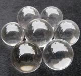 le laser de 150mm 200mm gravent la boule de cristal en verre transparente