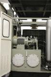 Пластмасса предводительствует машину дуновения отливая в форму