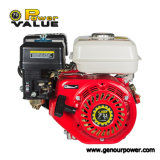 170f 7.0HP Four Stroke Small Gasoline Gas Petrol Engine para Generator Water Pump