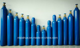 Industrielles Oxygen Gas Cylinder GB5099/ISO9809 40L 150bar/250bar
