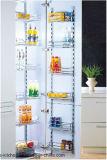 Mobília do gabinete de cozinha da melamina do estilo de Austriala