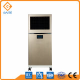 Refroidisseur d'air 2017 évaporatif économiseur d'énergie avec deux garnitures de refroidissement par eau