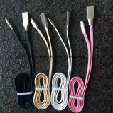 Fabrik-Verkauf Soem-Qualität für iPhone 5 5s/6 6s und androides USB-Kabel für Großverkauf, zwei in einem USB-Kabel