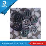 Естественные кнопки раковины Agoya для вспомогательного оборудования одежды