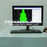 Máquina de grabado de alta velocidad del laser cristalino de la foto de la superficie inferior 3D