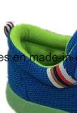 Los últimos zapatos de la lona de la inyección de los niños calzados ocasionales del deporte del calzado (FFCS-23)