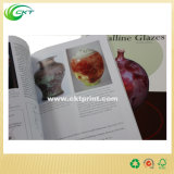 Libro de la impresión del offset del color completo, impresión de libro de los niños de la cubierta suave (CKT-BK-372)