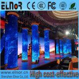 Cartelera a todo color de interior popular de la visualización de LED P8