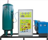 Mobiler Schiene-Eingehangener Psa-Stickstoff-Generator für Industrie