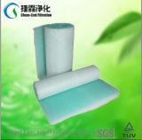 Filtro de la parada del filtro/de la pintura de la fibra de vidrio/filtro del suelo para el sitio de la pintura de la cabina de la pintura