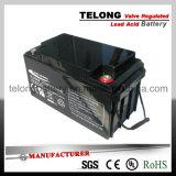 batterie d'acide de plomb de gel profond du cycle 12V33ah pour le véhicule électrique et les fauteuils roulants électriques