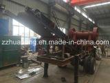 Dell'impianto di pietra mobile del frantoio a mascella PE350*750