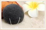 유기 자연적인 Konjac 목욕 갯솜