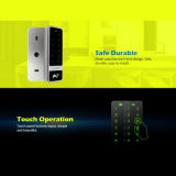 Metallo Caso Narrow Frame Design Touch Scree Access Control per Access Control System