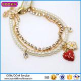 De modieuze Gouden Armband Jewellry van het Ontwerp van de Armband 18k Nieuwe Valse Gouden