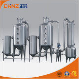 External Dobro-Effect Circulation Vacuum Concentrator de Wenzhou Chinz para Fruit Juice/Puree