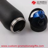 Bottiglia isolata larga dell'acciaio inossidabile della protezione della paglia della bocca