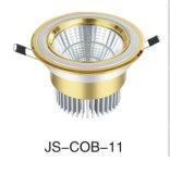 ESPIGA do diodo emissor de luz Downlight 3-18W da qualidade dos produtos novos a melhor