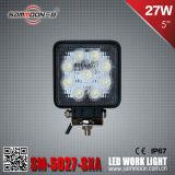 """luz de trabajo de la conducción de automóviles de la viga LED de la inundación del lápiz 5 """" 27W"""