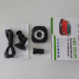 車DVR (YT車DVR 338T)のための2.0inch TFT 120の程度1280X720pの背面図車のブラックボックス