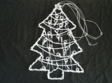 LED 크리스마스 Gardon 순수한 다채로운 훈장 빛