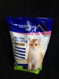 Tofu Eco que aglutina a maca de gato do controle do odor