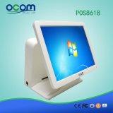 sistema androide de la posición de la pantalla táctil de la posición 15inch para la gasolinera (POS-8618)