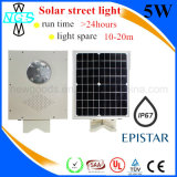 One Integrated Solar LED Street Solarlight에 있는 중국 All