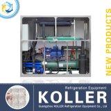 A maioria de máquina popular do cubo de gelo (3tons/day) com sistema de controlo do PLC e sistema da embalagem para a planta de gelo e os hotéis (CV3000)