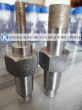 Outils de meulage de diamant de Kinger--Habit en verre Drill Bit pour Glass Edge Drilling