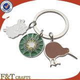 Trousseau de clés bon marché de cadeau de souvenir de course de métier mignon commémoratif (FTKC1816A)