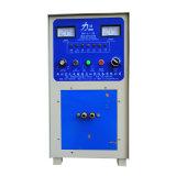 máquina de calefacción de inducción del compacto que cubre con bronce 30kw para la soldadura de la joyería