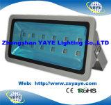 Yaye PFEILER 500W LED Tunnel-Licht 2016 des Flut-Licht-500W LED mit Garantie der Jahr-Ce/RoHS/3
