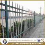 강철 정원 방호벽, 장식적인 정원 담