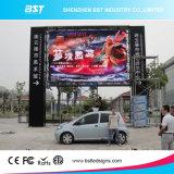 販売のための高い定義HD屋外のLED表示/FullカラーSMD屋外広告のビデオ壁LED