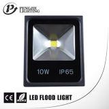 Lampe d'inondation rentable de 2017 10W DEL avec du ce (PJ1108)