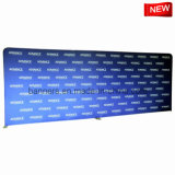 Tinte Sub Fabric Banner Backdrop Display Stand para Tradeshow Backwall