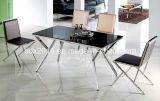 Glastisch/Kaffeetisch/Tisch des Edelstahl-Tisch-/LED/Glaskaffeetisch/Tee-Tisch/Wohnzimmer-Möbel CT002