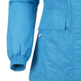 Износ зимы куртки женщин наружный