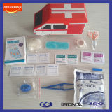 Kasten-Emergency Installationssatz des Familien-Sorgfalt-Krankenwagen-Spielzeug-pp. für Kinder