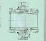 Guarnizione meccanica applicata alla pompa dei residui (HT1)