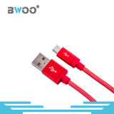 최신 판매 이동 전화를 위한 다채로운 USB 케이블