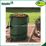 PE van Reuseable de UV Bestand Zakken van het Afval van het Blad van de Tuin van de Stof
