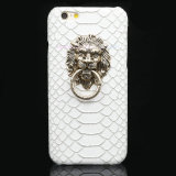 iPhoneのための方法Lion Ring Holder CellphoneかMobile Phone Cover/Case 5/6/6 Plus